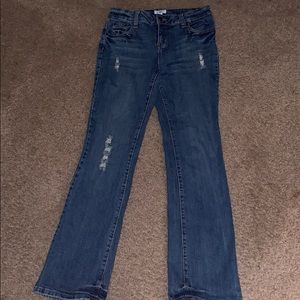 Cato jeans sz 4 super stylish